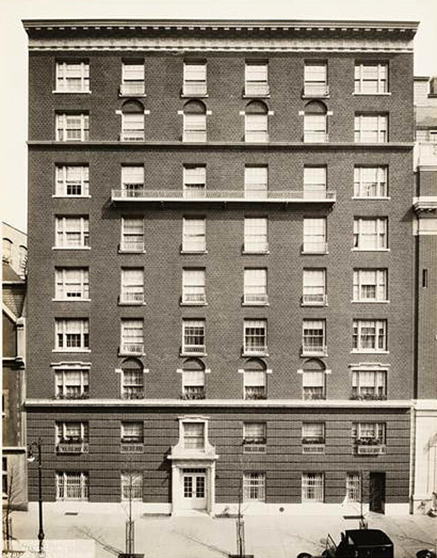 45 East 62nd Street. Apartment building
