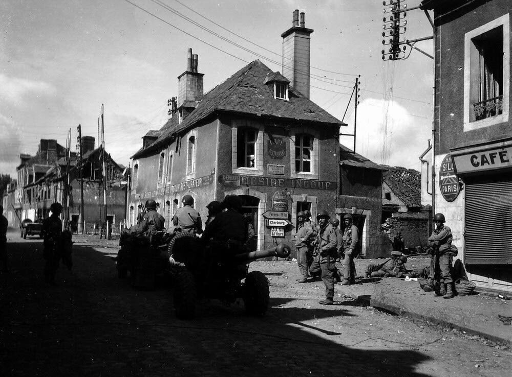 Carentan - Normandy
