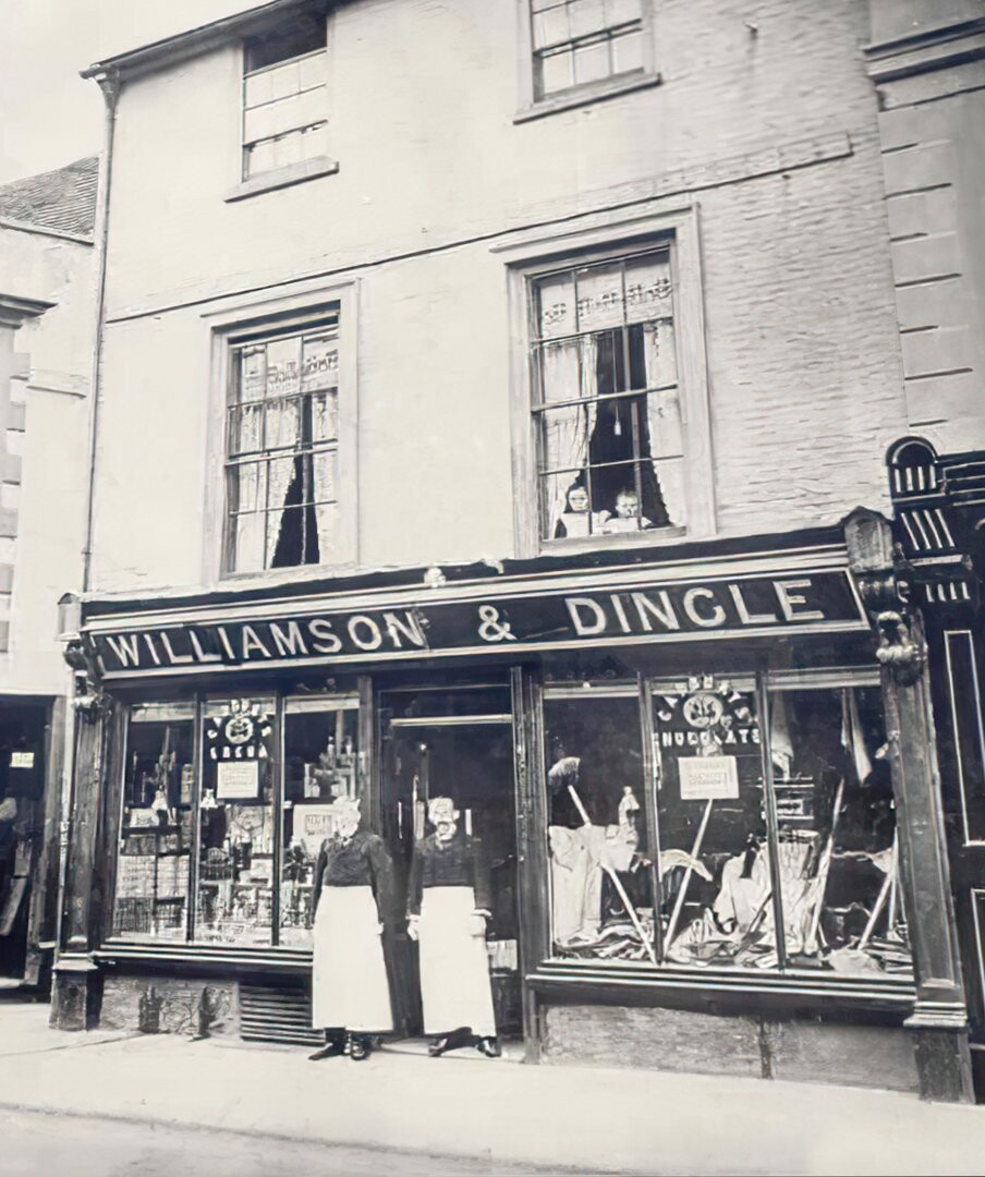 Williamson & Dingle - Hardware Shop