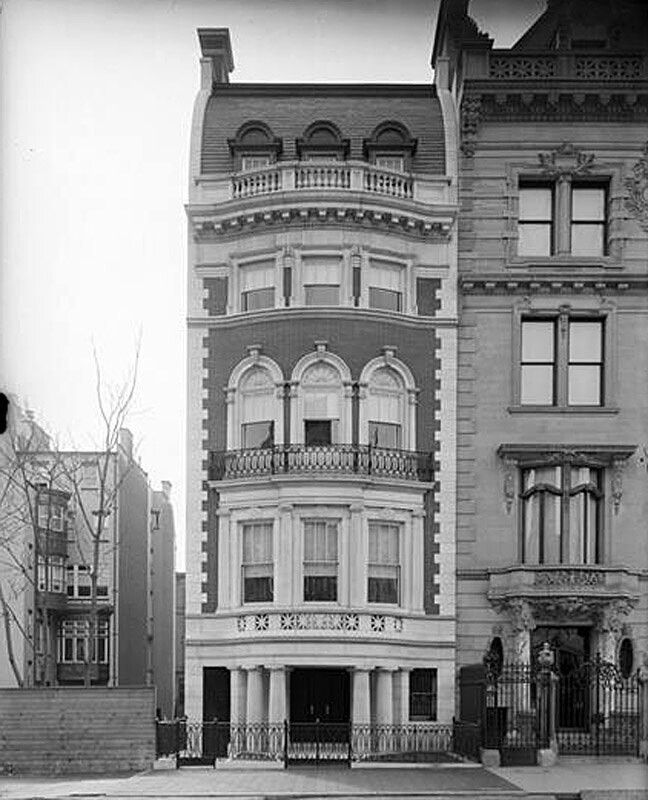 6 East 79th Street. Fred Gebhard residence.