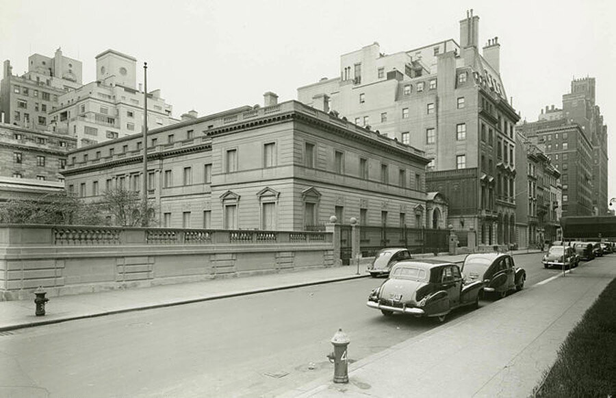 East 70th Street in 1948