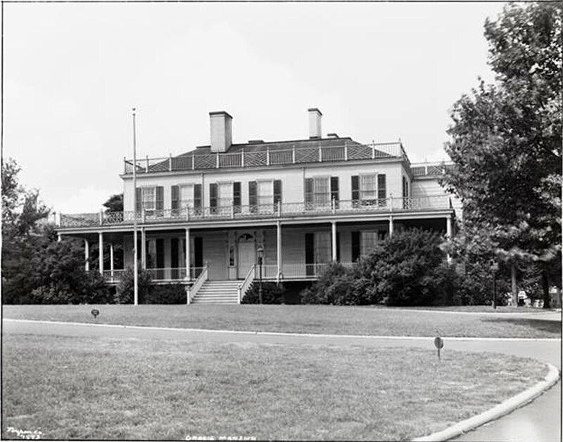 Gracie Mansion. Official residence of the Mayor of the City of New York