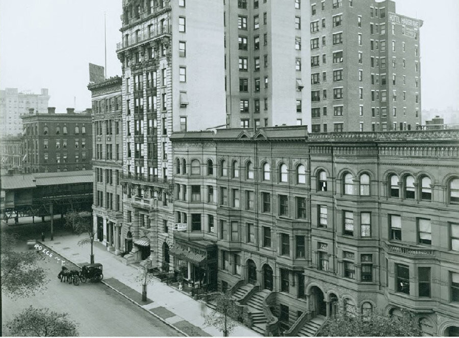 Hotel Hargrave, 55 West 72nd Street