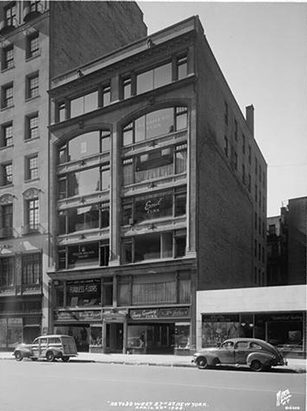28-30 West 57th Street. Commercial building.