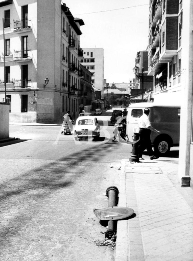 Calle Cartagena de Madrid