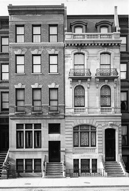 48 and 50 East 67th Street