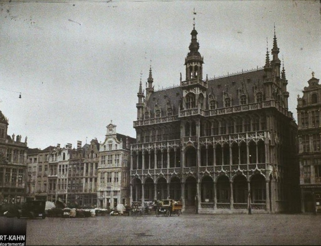 Grand-Place/Grote Markt