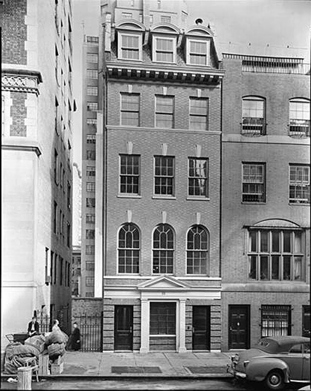 111 East 78th Street. Converted residence.