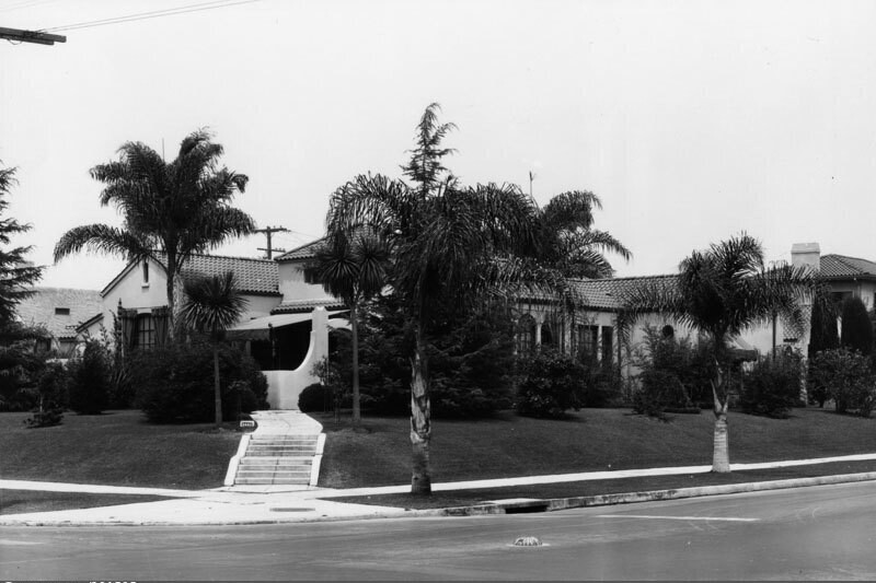 Spanish Colonial Revival house