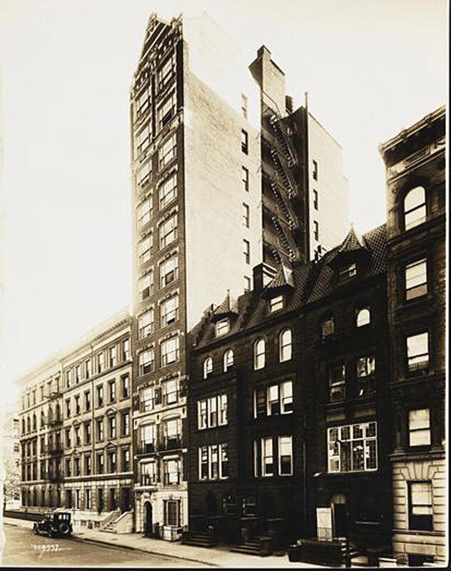 308 West 82nd Street. The Selkirk